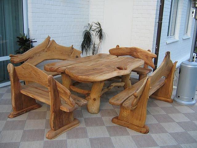 своими руками из древесных грибов
